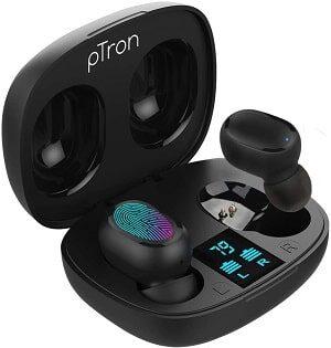 pTron Bassbuds Pro Vs boAt Airdopes 121 v2